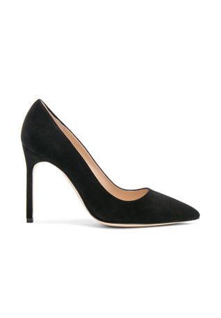 BB 105 Suede Pumps
