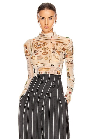 Objects Print Mesh Top