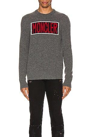 Knit Crewneck Sweater
