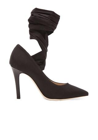 Torchon Pointy Deco Heels