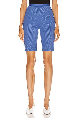 Embossed Bicycle Short