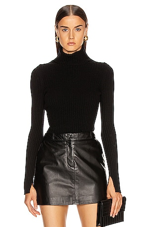 Myla Cashmere Turtleneck