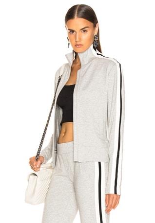 Side Stripe Turtle Jacket