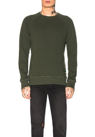 GREEN Samuel Sweatshirt