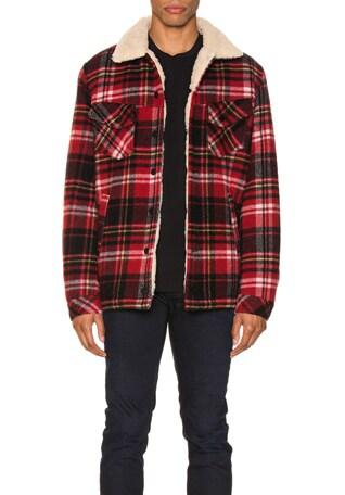 Lenny Plaid Jacket