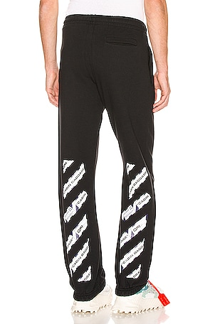Airport Tape Slim Sweatpant