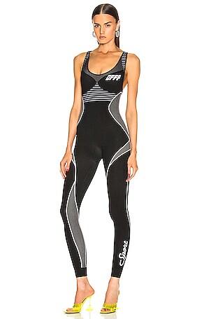 Athletic Jumpsuit