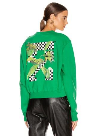 Racing Crewneck Sweater