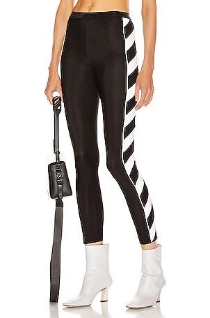Diagonal Athletic Legging