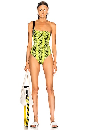 Python Industrial Body Swimsuit