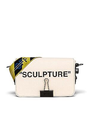 Canvas Mini Flap Bag