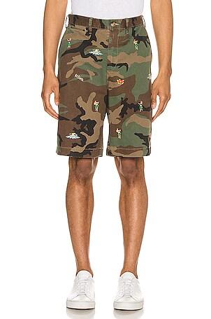 Rugged Chino Shorts