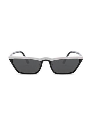 Acetate Low Angle Cut Sunglasses