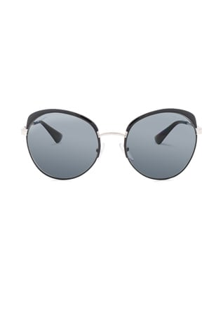 Top Rimmed Polarized Sunglasses