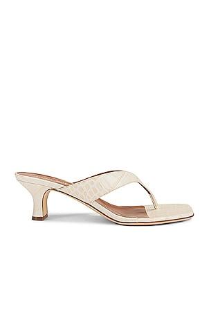 Soft Moc Croco 45 Thong Sandal