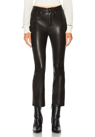 Hana Leather Pant