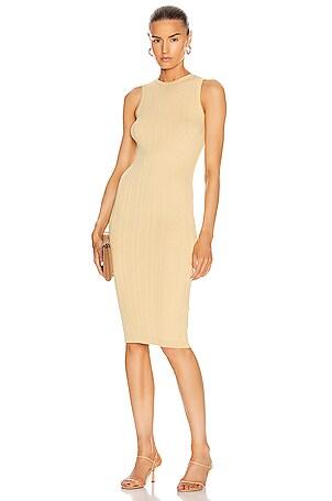 Gere Sleeveless Knit Dress