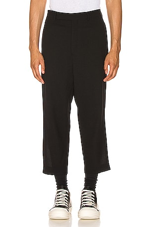 Slim Cropped Astaires Trousers