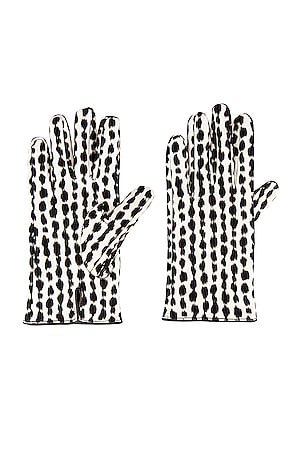 Animal Fabric Gloves