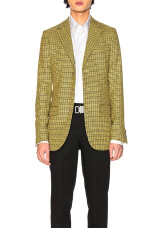 Elongated Blazer