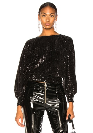 Pippa Sequin Top