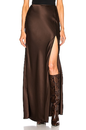 Isabella Slit Skirt