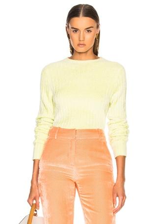 Dot Mock Neck Sweater