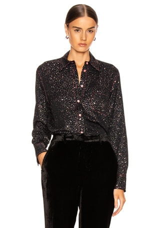 Sander Glitter Marocaine Shirt
