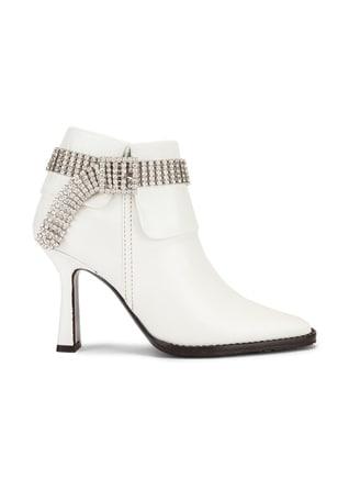 Niki Calf Crystal Boot