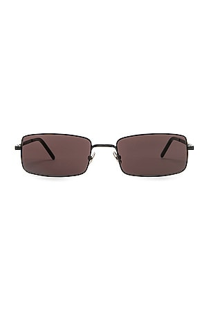 Narrow Rectangular Sunglasses