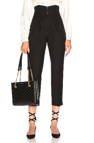 Button Tailored Pant