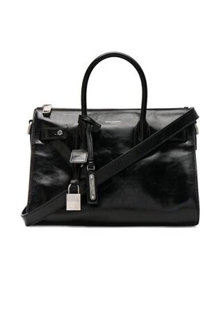 Baby Zipped Supple Sac de Jour Duffel Bag