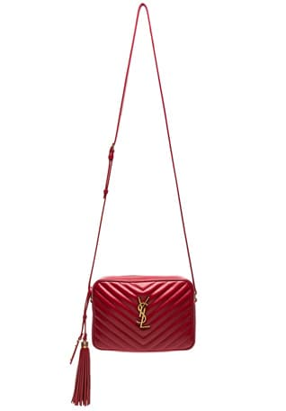 Medium Monogramme Lou Satchel