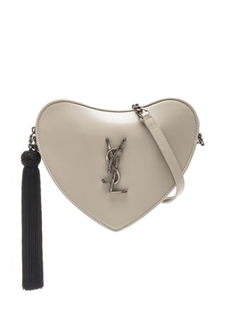 Sac Coeur Monogram Heart Chain Bag