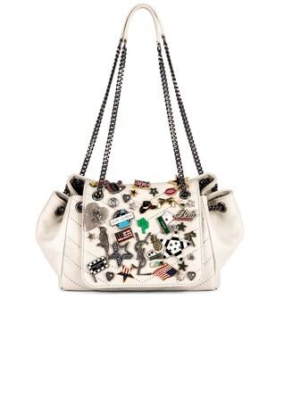Small Nolita Chain Pin Bag
