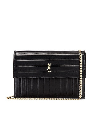 Victoire Chain Wallet Bag