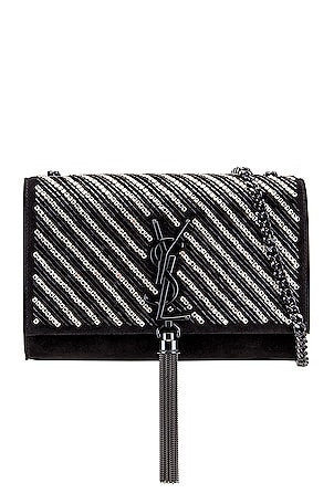 Small Kate Chain Tassel Bag
