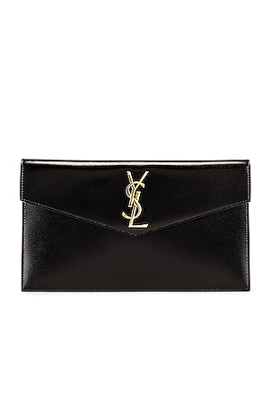 Uptown Monogramme Medium Envelope Pouch