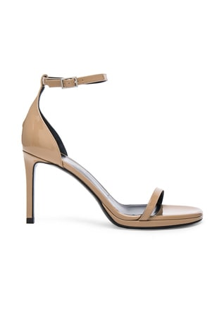 Patent Leather Jane Sandals