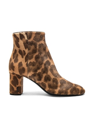 Pony Hair Loulou Pin Boots