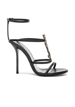 Cassandra Monogramme Sandals