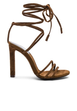 Suede Kate Strappy Sandals