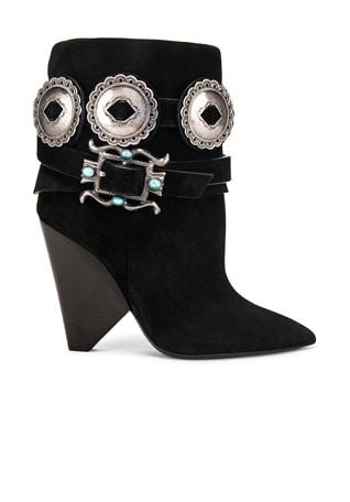 Niki Western Boots