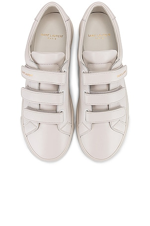 Andy Velcro Strap Low Top Sneakers