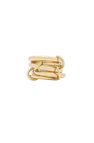Vela Gold Ring