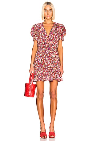 Lea Wrap Dress
