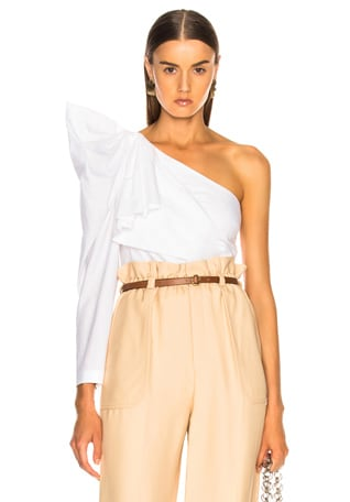 Giada One Shoulder Shirt