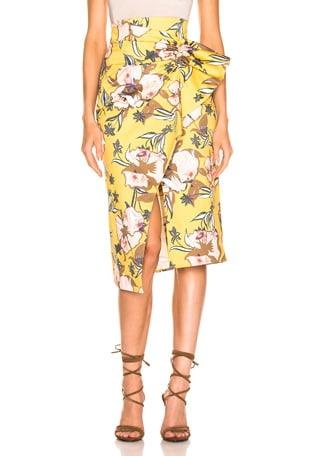 Guzmania Skirt
