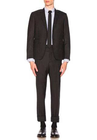 Classic Wool Suit