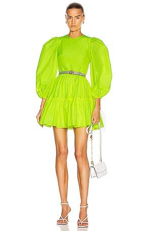 Dress Pleated Mini Dress